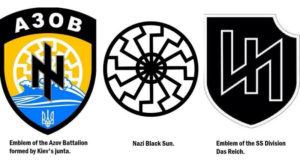 Ukraine Nazi Emblems