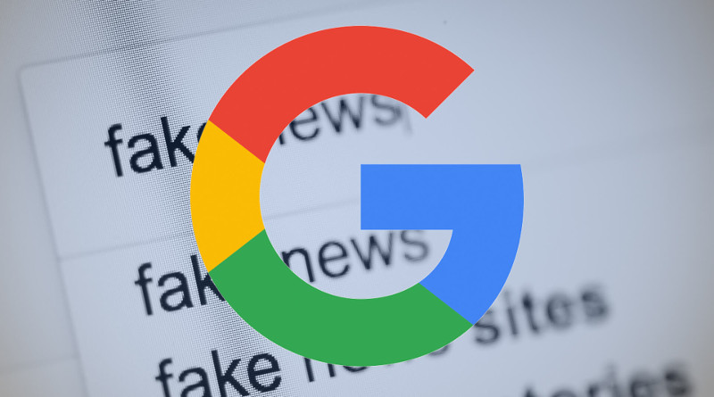 Google Fake News