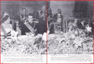 De Shah en Koning Boudewijn