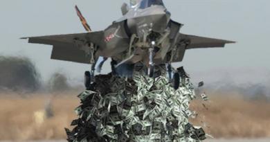 F35 Waste of Money