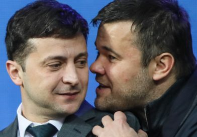 """Ukraine's New President Wing-Clipped in Rare, Public """"Diplomatic"""" Document"""